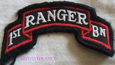 IN16148 - PATCH 1st Battalion - 75th Ranger Regiment US