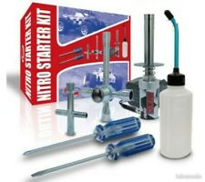 Nitro Starter Kit - Chauffe Bougie Glow Plug - Remplissage Carburant - Outils