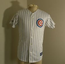Youth Boys Kids Majestic Chicago CUBS Starlin CASTRO #13 Baseball Jersey XL