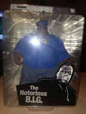 Mezco The Notorious BIG Blue Sweater Sealed!