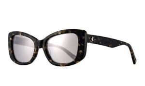 Women Kendall + Kylie Rikki Speckled Butterfly Sunglasses Black/Multi