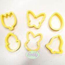 tagliapasta tagliabiscotti pasqua decora in plastica forme pasquali cake design