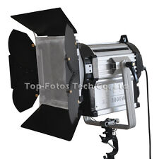 Dimmable Bi-color 300W LED Fresnel Wireless Remote Spotlight For video studio