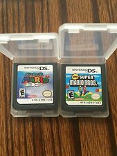 A Lot Of 2 Super Mario 64 DS+New Super Mario Bros Version for Nintendo 3DS