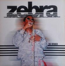 1 x 12'' Zebra - The Winner (RAS RECORDS)