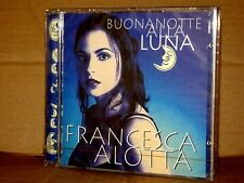 FRANCESCA ALOTTA Buonanotte alla Luna CD NUOVO SIGILLATO!!