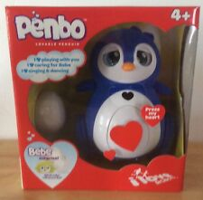 NEW PENBO LOVEABLE PENGUIN W/BEBE SURPRISE (Demo Batteries Need Replaced)