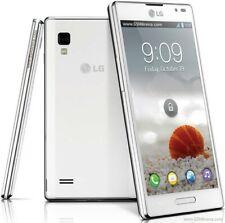 LG Optimus L9 P768- 4GB - White (Unlocked) Smartphone