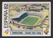 Panini españa 82 Copa del Mundo - # 13 Barcelona-Estadio Nou Camp
