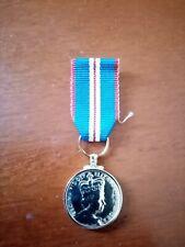 Queens golden jubilee Miniature medal