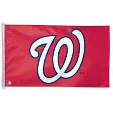 Washington Nationals 3'X5' House Flag Wall Banner Mlb Licensed Usa Seller