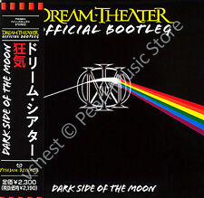 DREAM THEATER DARK SIDE OF THE MOON + A SAUCERFUL OF FLOYD 2 CD MINI LP OBI new