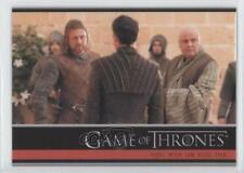 2012 Rittenhouse Game of Thrones Season 1 #21 You Win or Die Non-Sports Card 1i3