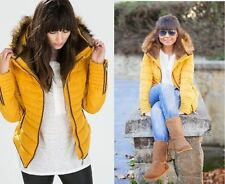 Zara Polyester Casual Plus Size Coats & Jackets for Women