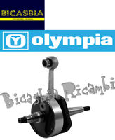 10032 - ALBERO MOTORE OLYMPIA CONO VOLANO 19 VESPA 50 SPECIAL R L N