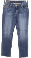 Lucky Brand Womens Size 2 Sienna Tomboy Straight Stretch Jeans