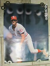 Vintage ADIDAS Advertising Poster - BASEBALL 1976 *RARE Sneakers