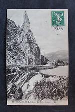 Carte postale ancienne VILLARD-DE-LANS - La Roche Pointue