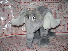 "2007 MANHATTAN TOY DR. SEUSS ELEPHANT PLUSH TOY STUFFED HORTON HEARS A WHO 10"""