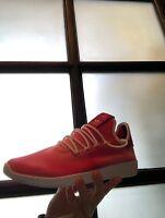 Adidas Pharrell Williams Tennis Hu Holi Scarlet Mens Size 9 Men's (NEW)
