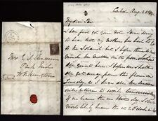 1842 Edward Stanley Curwen CARLISLE MILITARY-PLUG STRIKE RIOTS to PARK END