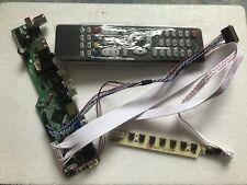 For B156HW01 V4 TV HDMI+DVI+VGA LCD Lvds Converter Board Controller Kit