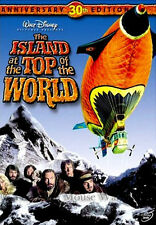Disney Arctic Expedition Adventure Movie The Island at the Top of the World DVD