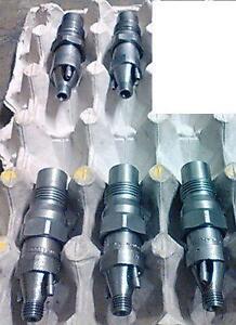 SET 5 Fuel Injectors Monark nozzles Mercedes 300D 300CD 300TD 300SD w123 monarch