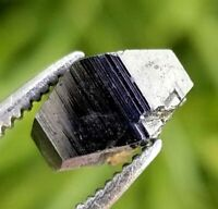 Rare Terminated Anatase Crystal with Blue and Golden Reflection 1.5ct, US Seller