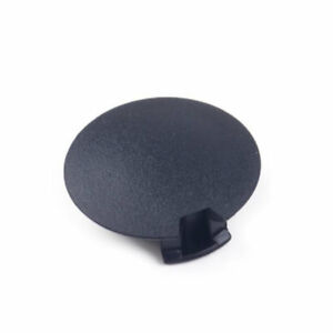 Tow Eye Cover Black Cap Plug For Smart Fortwo 451 2007-15 4518850122 C22A