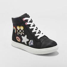 Stevies #doodle Boots Black Size 4