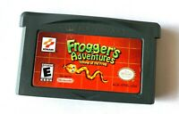 Frogger's Adventures: Temple of the Frog NINTENDO GAMEBOY ADVANCE GBA GAME