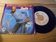 "7"" pop affections washington-radio/Let 's rock Line rec"