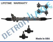5pc Complete Power Steering Rack and Pinion Assembly Kit for Hyundai Sonata