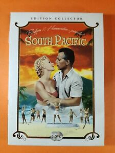 SOUTH PACIFIC Edition Collector 2 DVD Carnet de chant Comédie musicale - Yooplay