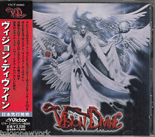 VISION DIVINE Japan S/T LABYRINTH, RHAPSODY OF FIRE