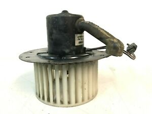 Blower Motor (No A/C) 12V Siemens PM249CB for a 1992-96 Ford F-250 F-350 F-450