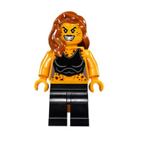 Lego Cheetah 76097 Justice League Super Heroes Minifigure