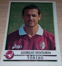 AGGIORNAMENTO FIGURINE CALCIATORI PANINI 2001/02 TORINO VENTURIN ALBUM