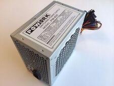 Brand NEW--Powork 600w-MAX ATX Power Supply 12cm Fan 20+4Pin & SATA