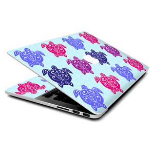 Skin Wrap for MacBook Pro 15 inch Retina  turtles colored hawaiian