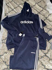 BNWT Adidas Hoodie and Pants 3xl
