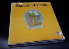 Jugendstil Exlibris by Helmut Franck