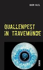 Quallenpest in Travemunde by Bleil  New 9783738629255 Fast Free Shipping-,