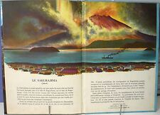 Medler. Les montagnes et les volcans, 1957 - World FREE Shipping*