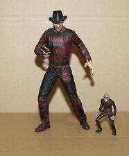 Movie Maníacos Americanos a Nightmare on Elm Street freddy krueger Action Figure McFarlane