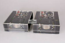 Linear Acoustics (Elac) LA 60 Mono Endstufen - recapped & serviced - Acryl