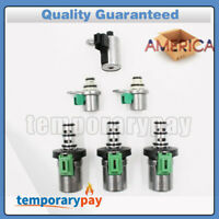 NEW 6PCS Ford 4F27E Transmission Shift Solenoid For C-Max EcoSport Fiesta Laser