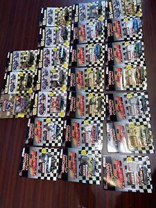 Lot Of 24 Vintage Racing Champions 1/64 Mercury Cyclones Short Track Champs NIP