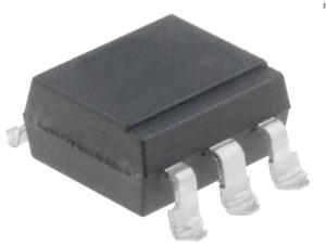 H11AV2XSM Optokoppler, Transistor Leistung, 1 Kanal 5,3kV; Uce : 70V SMD